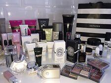 RANDOM SURPRISE GRAB BAG -- LOT of 30+ Sephora High End Deluxe Beauty SAMPLES