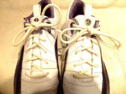 7m para Air Purple Air caminar Zapatillas Leather Pebbled Nike Niza Sz Running Jordan wt85PP