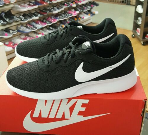 13 011 bianco 812654 Sz Mens Us Nike Tanjun Nero zq1HHw