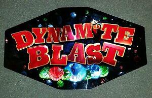 Dynamite blast slot machine