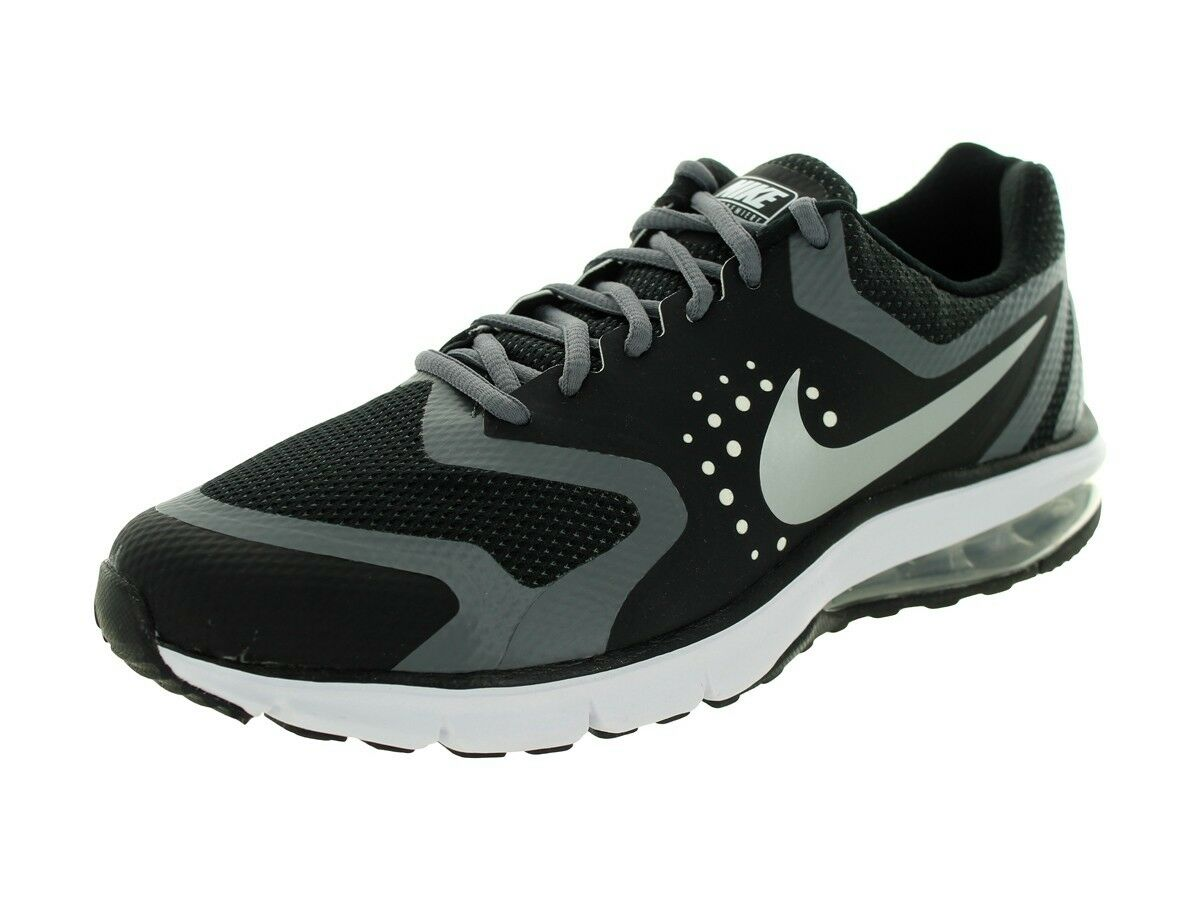 Nike Air Max Premiere Run Black Metallic Silver Dark Grey White 789575-001