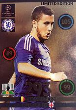 Eden Hazard Limited Edition Panini Adrenalyn XL Champions League 2014/15