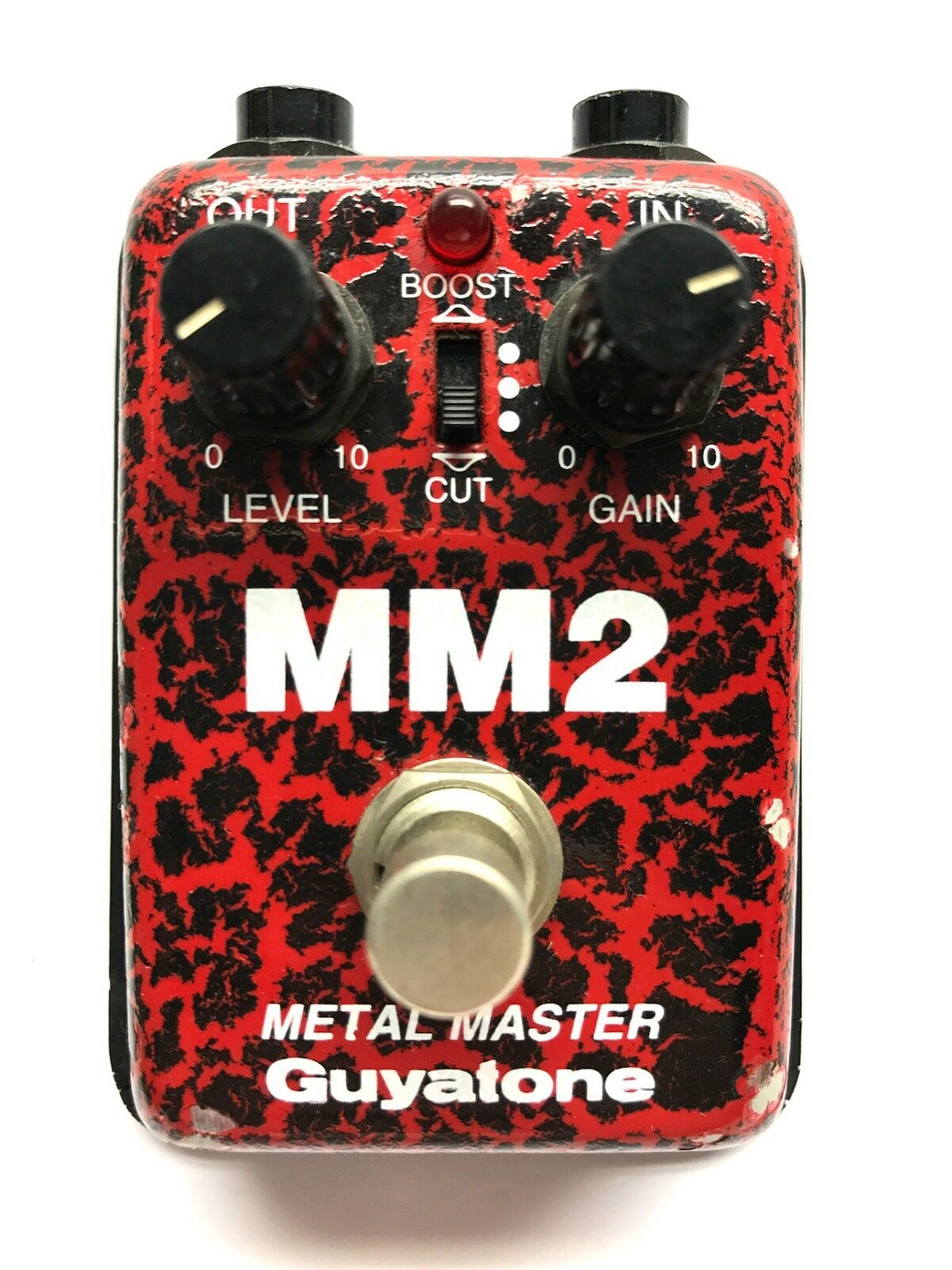 Guyatone MM2, Micro Series, Metal Master, Distortion, Made In Japan, 1980's