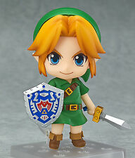 Nendoroid 553 ~ The Legend of Zelda Majora's Mask ~ Link Figure 3D Ver.