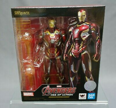 Figuarts Iron Man Mark 45 BANDAI SPIRITS Japan New SH S.H