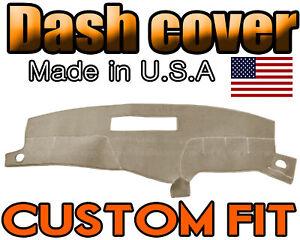 BEIGE Fits  1996-2000  HONDA  CIVIC  DASH  COVER MAT  DASHBOARD  PAD