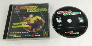 Jeu-Playstation-1-PS1-VF-Actua-Soccer-Envoi-rapide-et-suivi