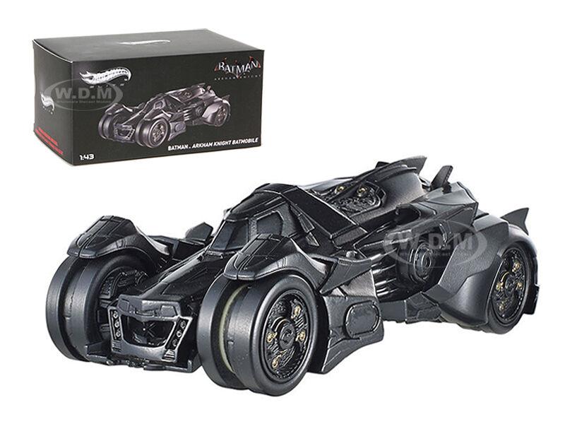 Batman Arkham Caballero Batimóvil Elite Elite Elite 1 43 Modelo Diecast Car De Hotwheels bly30 90b701