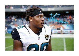 Jalen-Ramsey-2-Jacksonville-Jaguars-NFL-A4-signe-Poster-avec-choix-de-cadre