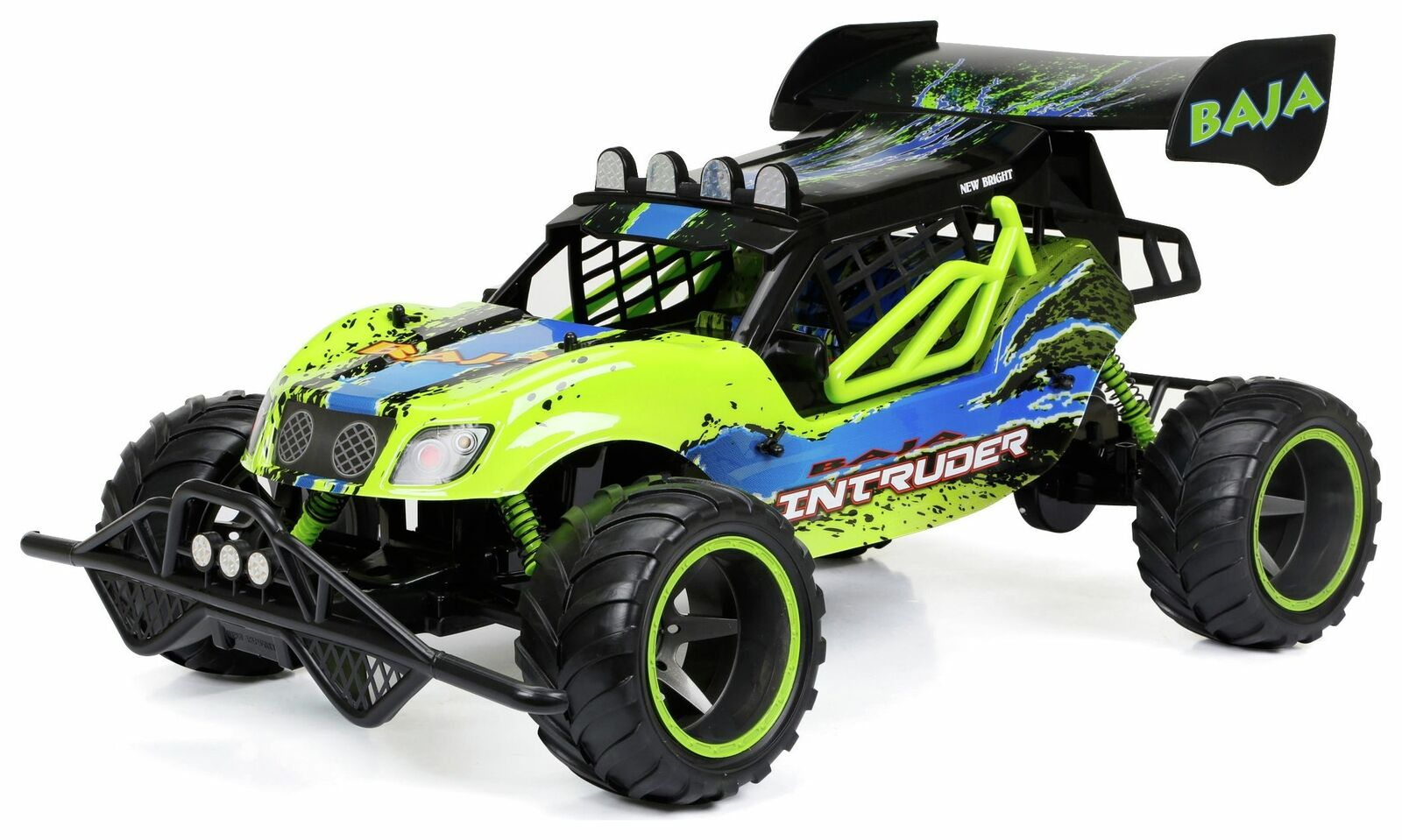 New Bright Intruder 60cm Radio Controlled Car Indoor Outdoor.