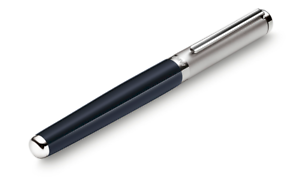BMW Rollerball Pen Dark Blue// Silver 80242454635