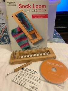 Sock Loom - Adjustable Knitting Board with DVD - KB ...