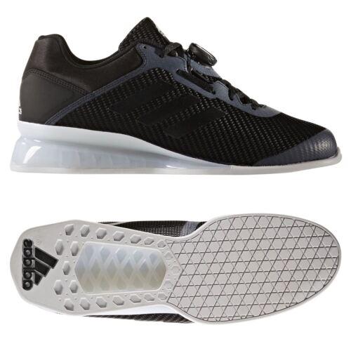 Baskets Noires Homme Haltérophilie 16 2 Leistung Chaussures Sport 0 Adidas nwxABHqFC