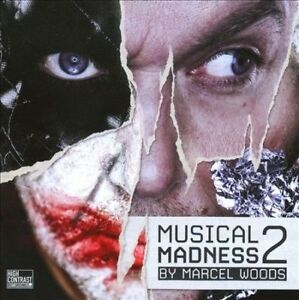 MARCEL-WOODS-MUSICAL-MADNESS-VOL-2-USED-VERY-GOOD-CD