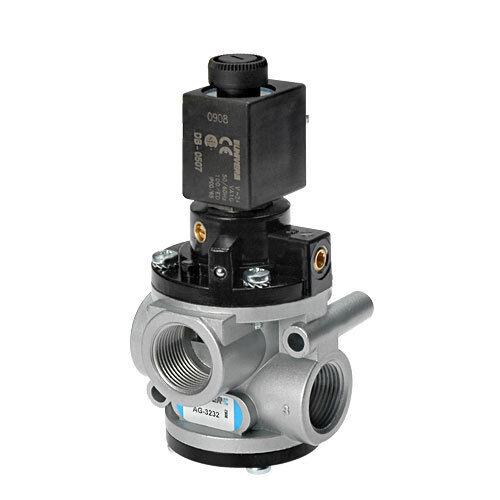 Univer ag-3050 valve for Vacuum Shutter NC G 1 cod.0511185
