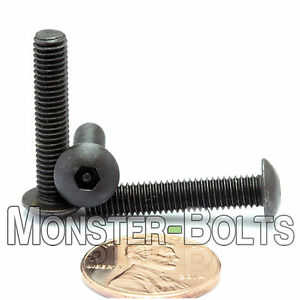 "10-32 x 1-1//2/"" Stainless Steel Tamper Proof Security Button Head Screws Hex Pin"