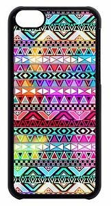 New-Aztec-Mayan-Cute-Colorful-Tribal-Pattern-Case-Cover-For-Apple-iPod-4-5-6