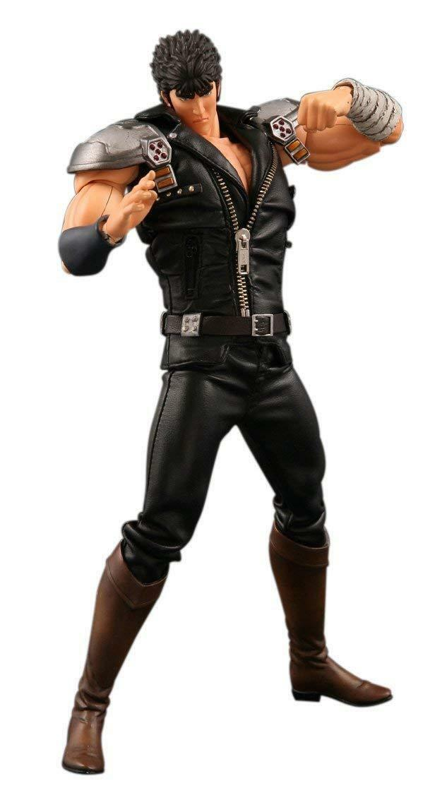 Rah Real Action Heroes Fist Of The  North Star Kenshiro 1 6 Action Figure EMS W T  site officiel