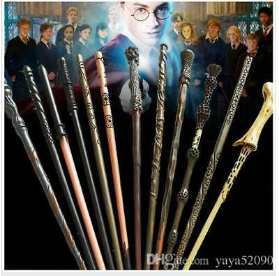 1Pc Harry Potter Fan Hermione Dumbledore Sirius Voldemort Snape Magic Wand Stick