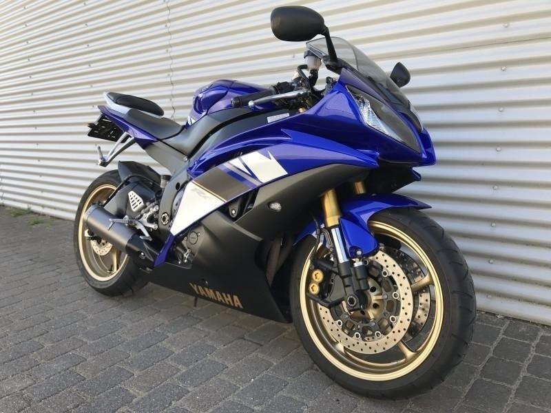 Yamaha, YZF R6, ccm 600