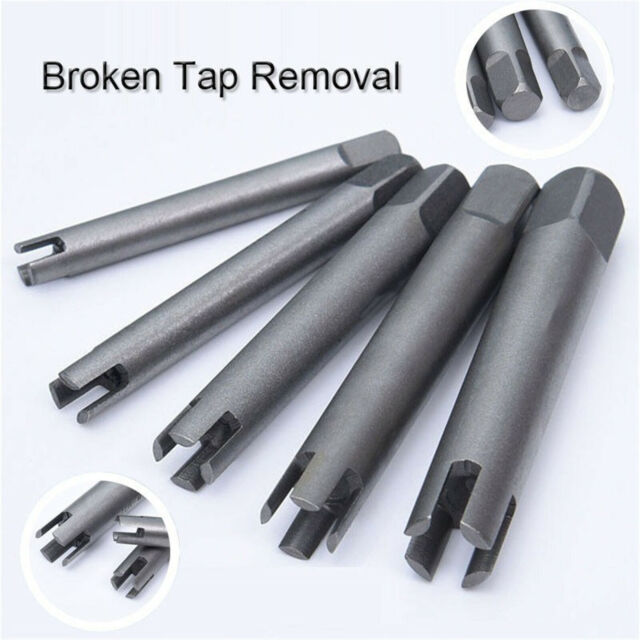 5pcs/set Broken Tap Extractor Removal Tool Kits Removes 3 to 20mm Taps 3/4  Claws for sale online | eBay