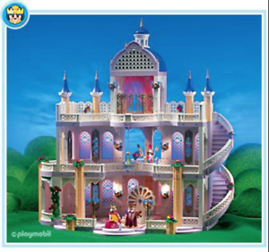 Playmobil Fairytale CastleWaterfallsets 3020-,21 3031-3033 (USED)