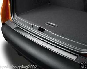 seuil de coffre renault captur original 8201341755 trunk door sill ebay. Black Bedroom Furniture Sets. Home Design Ideas