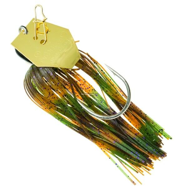 Z-Man Original ChatterBait 3//8 oz Jig Perch Bluegill CB38-46 Chatter Bait