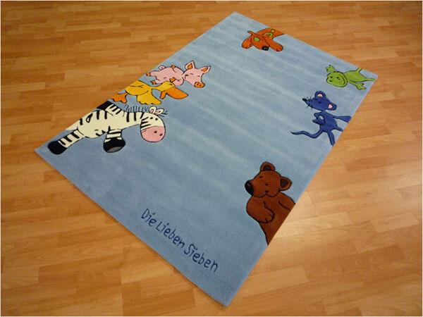 Die Lieben Sieben Teppich 2195-01 110x170 cm NEU