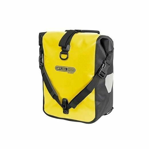Ortlieb Sport-Roller Classic - Yellow bicycle pannier bag