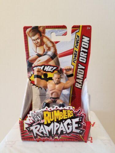 WWE Rumblers Rampage Randy Orton  2in Figure Y0628