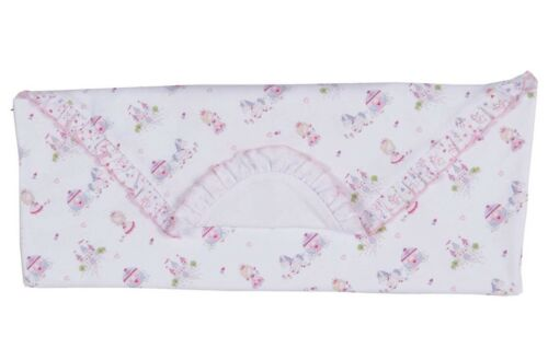 25A Kissy Kissy Baby-Girls Infant Queen of The Castle Print Receiving Blanket