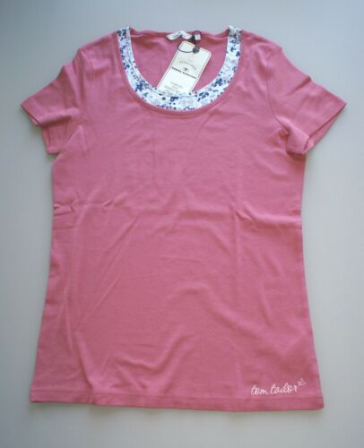 S M L XL Millefleur Lagenlook Sommershirt Tom Tailor Shirt T-Shirt Gr