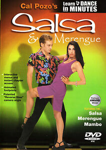 Cal Pozo's Learn to Dance in Minutes: Salsa & Merengue ...
