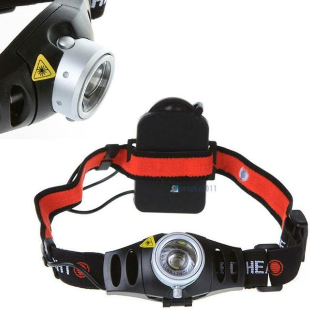 Hot Ultra Bright 500 Lumen CREE Q5 LED Zoomable Headlamp Headlight for PK