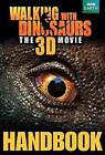 Walking with Dinosaurs Handbook by Calliope Glass (Hardback, 2013)