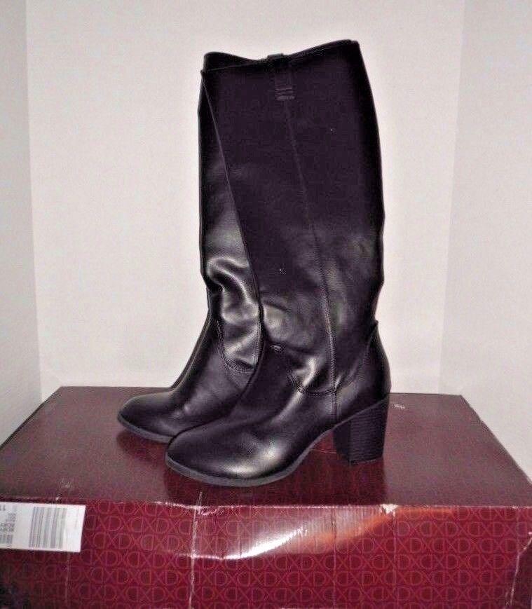 Para mujer botas altas 11 11 11 M nuevo dexflex Confort Rory rodilla o por encima de la rodilla  primera reputación de los clientes primero