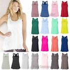 Bella Ladies - Women's Flowy Racerback Tank Top Sizes  XS - 2XL  8800-B8800