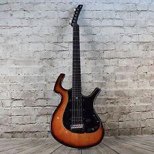 USA Parker Nitefly NFV2/SB Electric Guitar W/ Case
