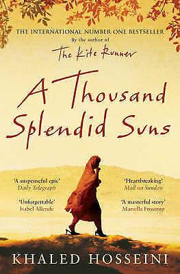 1 of 1 - A Thousand Splendid Suns,Hosseini, Khaled,Acceptable Book mon0000053192