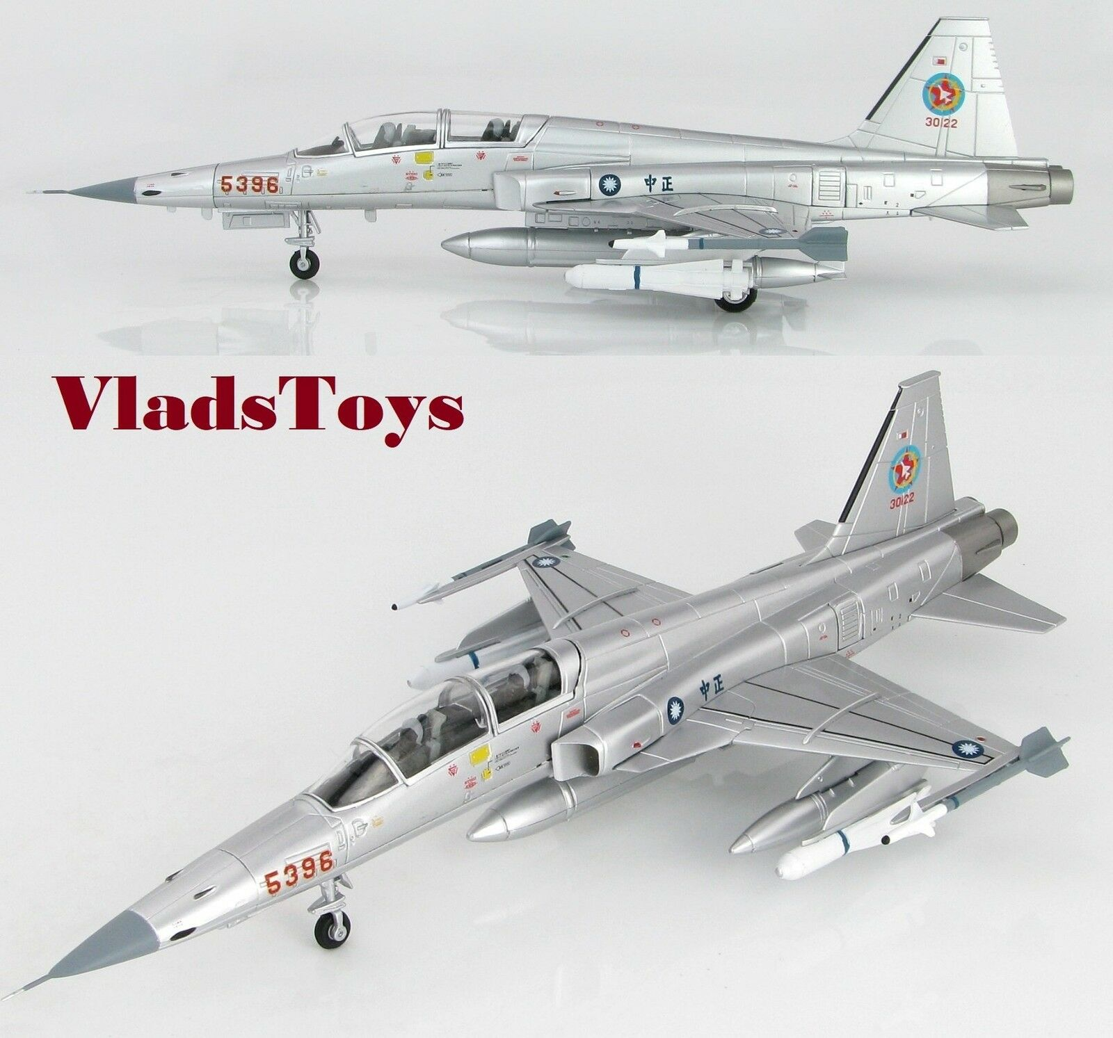 Hobby Master 1 72 F-5F TIGER II ROCAF 7th TFG 737th TFW Taitung AB Taiwan HA3356