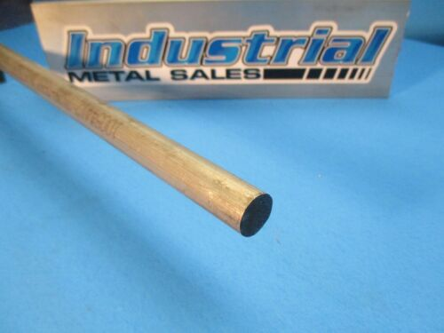 "7075 T651 Aluminum Round Bar 5//8/"" Dia x 48/""-Long-/>.625/"" Dia 7075 LATHE STOCK"