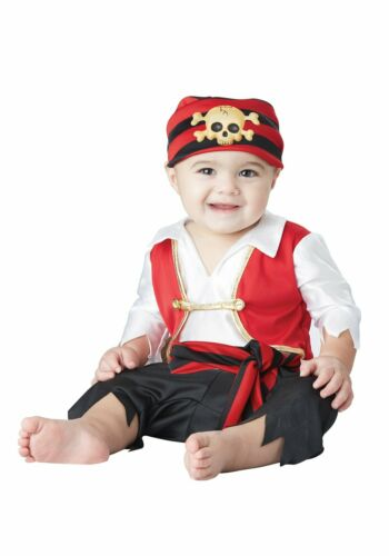California Costumes 10050 Infant Pee Wee Pirate