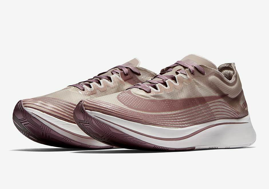 NIKE NIKELAB ZOOM FLY CHICAGO TAUPE GREY/TAUPE GREY-OBSIDIA AA3172-200 SIZE 11  Cheap women's shoes women's shoes