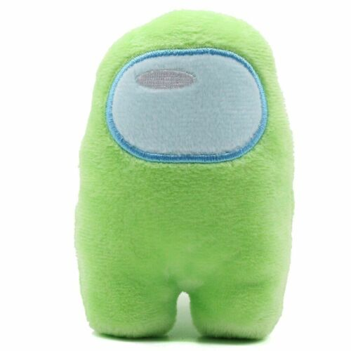 10cm Among Us Soft Plush Toy With Music Stuffed Doll Christmas Impostor Plushie