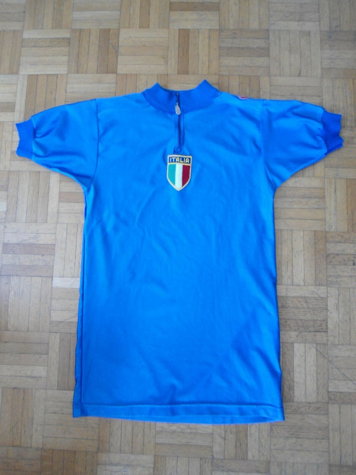 Italian Team Time trial cycling jersey made by Castelli in VVGC