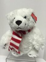 Aurora Hellenbrand Polar Bear Plush Stuffed Animal Toy 9