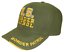 United States of America US USA Border Patrol Baseball Cap Caps Hat Hats Green