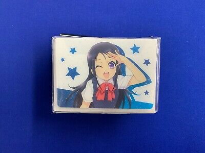 "Bushiroad Anime Deck Box Holder Vol 215 Sword Art Online II /""Mother/'s Rosario/"""