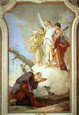 Giovanni Battista Tiepolo Palazzo Patriarcale The Three Angels Appearing To Abra